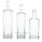 Бутылки стеклянные водочные фото