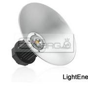 """Подвесной светодиодный прожектор 100Вт """"Колокол"""" (220В, IP65, холодный белый) фото"""