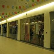 Перегородки торговых центров стеклянные фото