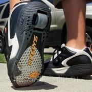 Роликовые кроссовки и кеды Heelys фото