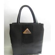 Стильная женская кожаная сумка М 100 фото