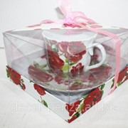Набор керамический для чая MR6A10,А13,А15,А14 фото