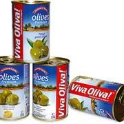 Оливки и маслины Viva Oliva фото