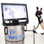 Роботизированный реабилитационный комплекс для функциональной терапии кисти и пальцев с биологической обратной связью Gloreha фото