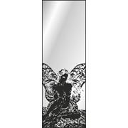 Обработка пескоструйная на 1 стекло артикул 3-14 фото