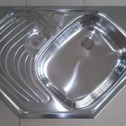 Кухонная мойка из пищевой нержавеющей стали фото