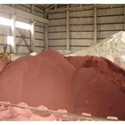 Калий хлористый мелкий розовый (фракция 1-5 мм) фото