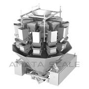 Дозатор мультиголовочный AMATA-КАТЕ-210-SR со шнековой подачей фото