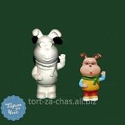 Молд силиконовый 3Д Гена мультфильм Барбоскины, код 646 фото