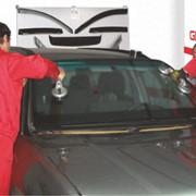 Замена лобовых, боковых и задних автомобильных стекол фото