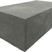Пеноблок (пенобетонный блок)  фото