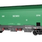 Хоппер-зерновоз мод 19-6870