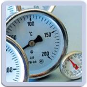 Термометры биметаллические фото