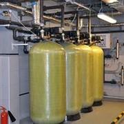 Монтаж промышленного водоочистного оборудования фото