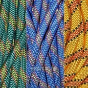 Веревка страховочно-спасательная, d 11 мм, 1 пог. м, арт. 4029 фото