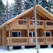 Все виды строительных работ из древесины фото