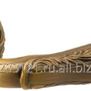 Ручка раздельная Louvre SM AB-7 матовая бронза Код: 29571 фото
