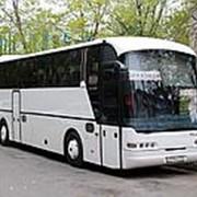 Организация пассажирских перевозок фото