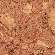 Настенная клеевая пробка EGEN, ATLANTA RED (600х300х3 мм) упак. 1,98 м2 фото