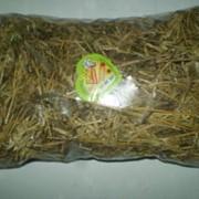 Горохово-бобовая соломка с побегами молодого овса фото