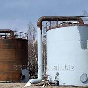 Резервуар вертикальный РВС–300 м3 фото
