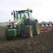 Услуги по обработке земли: вспашка по Украине