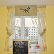 Декоративные шторы фото