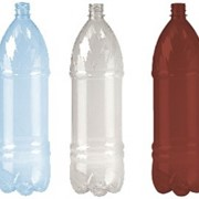 Пластиковая бутылка ПЭТ 2 л. фото