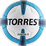 Мяч футбольный TORRES F30225 JUNIOR-5. фото