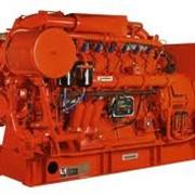Двигатели газопоршневые фото
