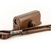 Доводчик Нора-М №4S 120кг, коричневый морозостойкий фото