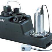 Компактная напорная установка для отвода сточных вод Wilo-DrainLift S фото