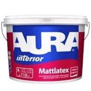 """Краска структурная для фасадов и интерьеров """"Aura Decor Structur"""" 10л фото"""