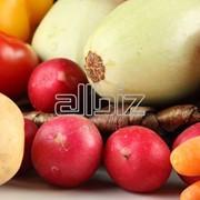 Плодоовощная продукция. Продукты питания. фото