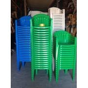 Столы и кресла для кафе фото
