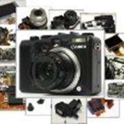 Ремонт цифровых фотоаппаратов и фотокамер. фото