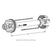 Вал Walterscheid карданный серии W типоразмер 2300, LZ 860 фото
