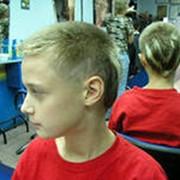 Стрижки детские фото