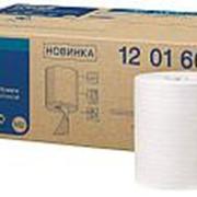 Полотенца бумажные Tork Universal M2 в рулонах с центр. вытяжкой, со съемной втулкой, 1-слойные, 275м, белые 120166 фото