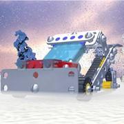 Конструктор Максимко-106: Снегоход фото