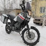 Yamaha XT 660 Z Tenere фото
