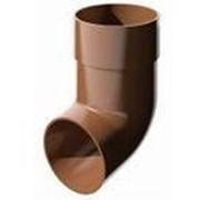 Слив трубы VERAT коричневый фото