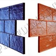 Комплект штампов для бетона Кельтская плитка фото