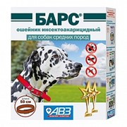 Ошейники и/а БАРС д/собак средних пород (60) ПР* $ фото