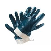 Перчатки Нитро (полный облив, крага) фото