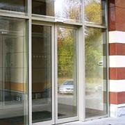 Двери автоматические раздвижные фото