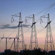 Стальные многогранные опоры воздушных линий электропередачи напряжением 10—500 кВ фото