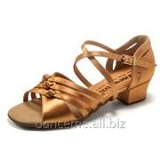 Dance Me Обувь для девочки БК 303, 2-кедр сатин фото