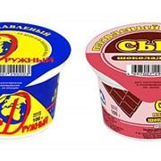 Сыр плавленый в ассортименте фото