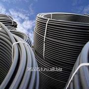 Труба напорная из полиэтилена ПЭ-100 SDR 9, наружний диаметр 200 фото